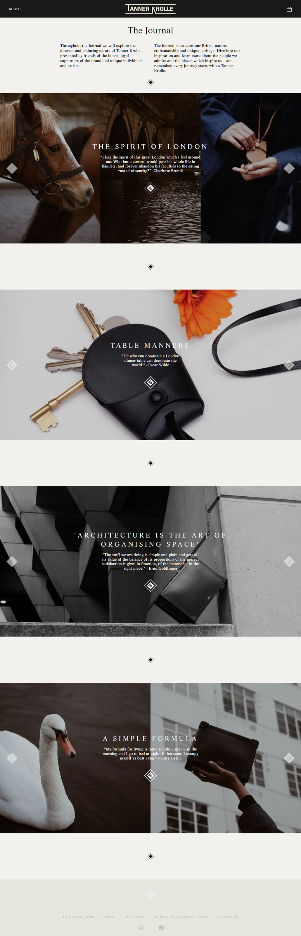 Tanner Krolle built using Shopify, web design by Convoy Media